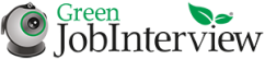 GreenJobInterview logo